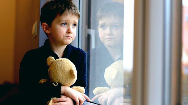 Para controlar la ansiedad de los niños es necesario usar las palabras correctas.