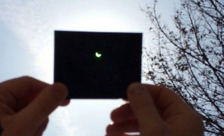 Eclissi solare 20 marzo 2015: foto, video e tweet