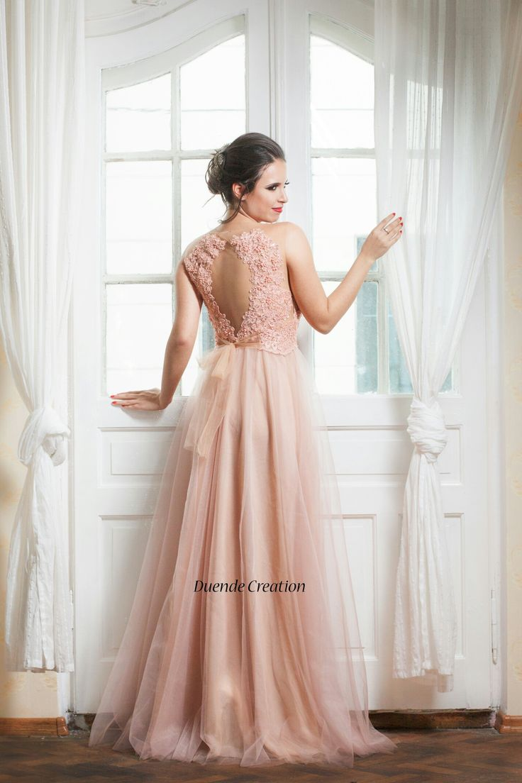Elegant dress for a special occasion