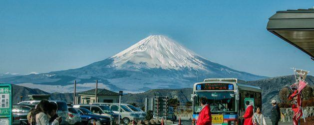 Tips Hemat Berkeliling Gunung Fuji Hakone - Info Wisata Liburan Jepang