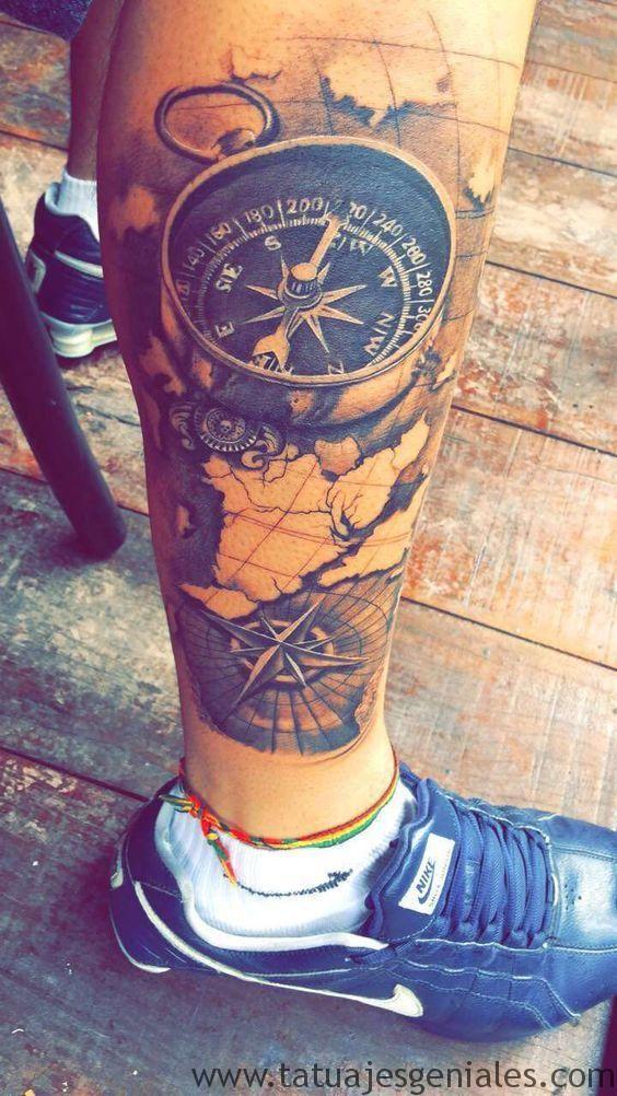 As 25 melhores ideias de tatto bussola no pinterest for Bussola tattoo significato