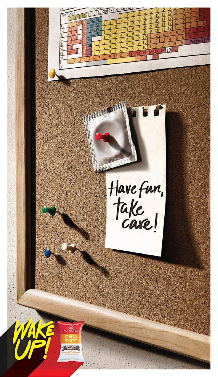 Humorvolle Kampagne: Chia-Shots für verträumte Schlafmützen  Wecker verschlafen, Kaffee verschüttet und Handy ins Klo gefallen? Es gibt so Tage, die möchte man – kaum haben sie begonnen – gleich wieder a...