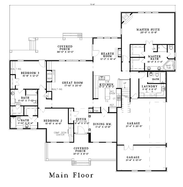 Kitchen And Hearth Room Designs