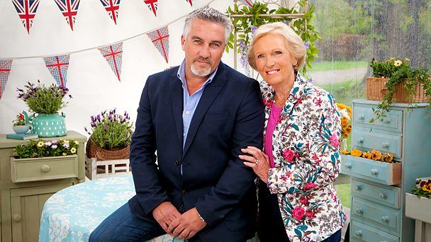 The Great British Bake Off recipes/ recipes from master classes - can't watch the video but the recipes are here.