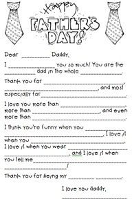 Fathers day craft idea <3 Super cute idea to do every year and see how it changes.