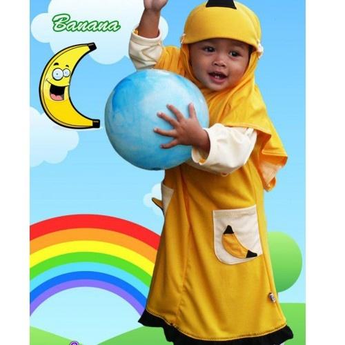 Produk gamis anak lucu bisa anda dapatkan di http://www.bajuamak99.com