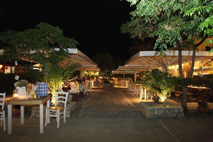 Ergon Restaurant in Nydri, Lefkada