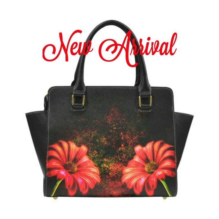New in store. Flower handbag. Free shipping.  Free shipping.