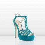 Παπούτσια Tsakiris Mallas άνοιξη καλοκαίρι 2013 | FashionStyles.gr