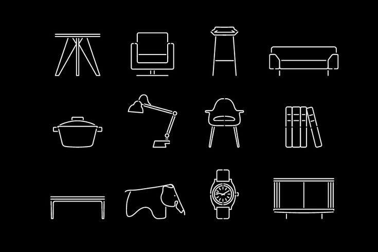 Branding for Furniture Designers, Manufacturers & Retailers – Lollipop Shop by Studio Makgill, United Kingdom