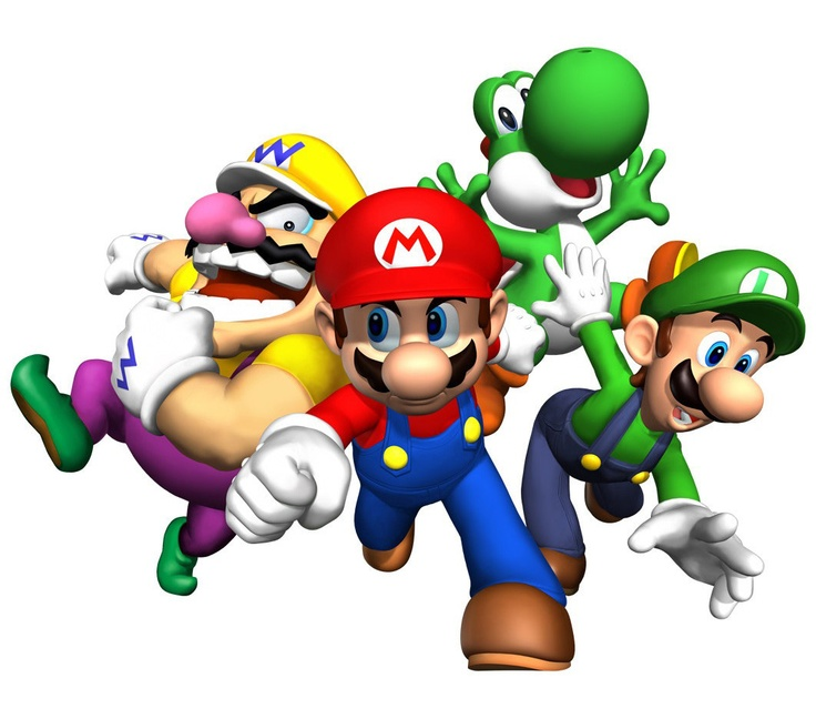 mario and luigi pc games free