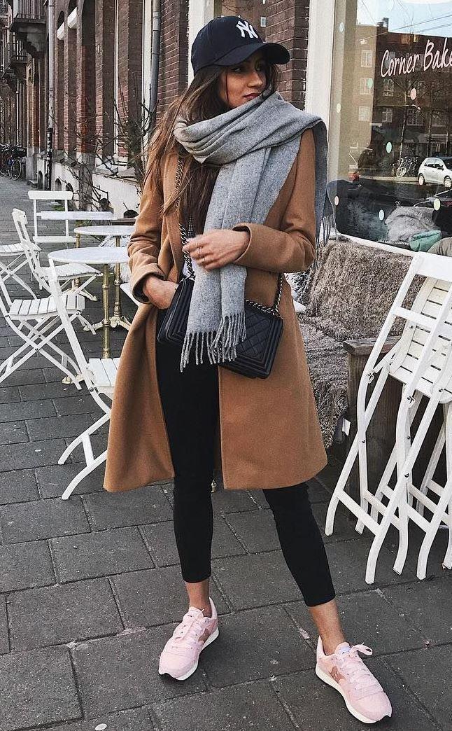 50 asombrosos atuendos de invierno para obtener ahora 07 #winter #outfits #outfit