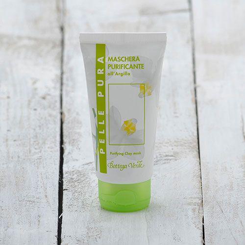 Pelle Pura - Maschera purificante all'Argilla (75 ml)