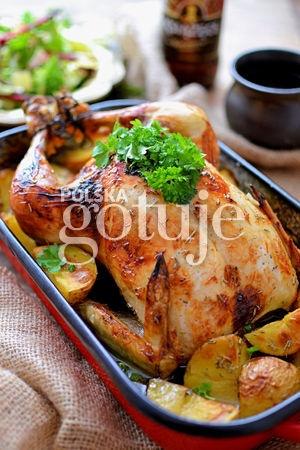 Korzenny kurczak