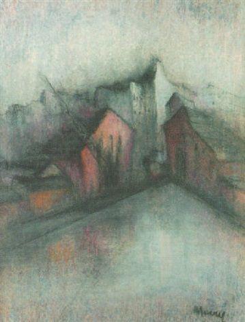 Kaupunki by Elvi Maarni