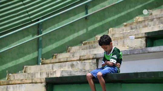 Thousands mourn tragic plane crash involving Brazil's Chapecoense soccer club