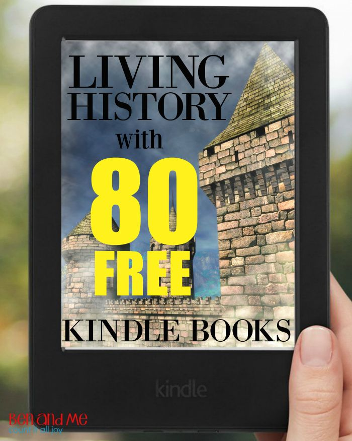 19 best living books history images on pinterest book lists living history with 80 free kindle books book fandeluxe Gallery