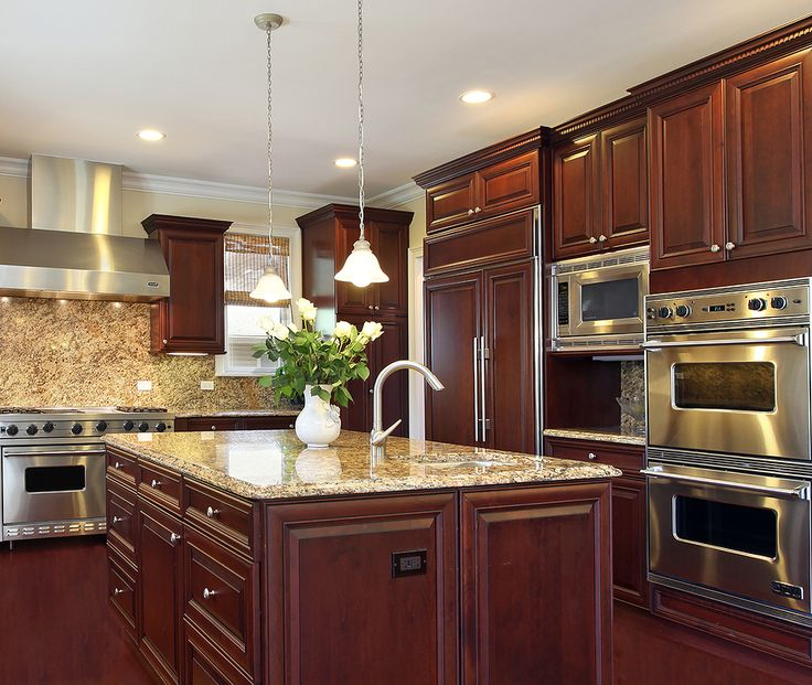 classic cherry kitchen cabinets 80 best classic kitchens images on 13598