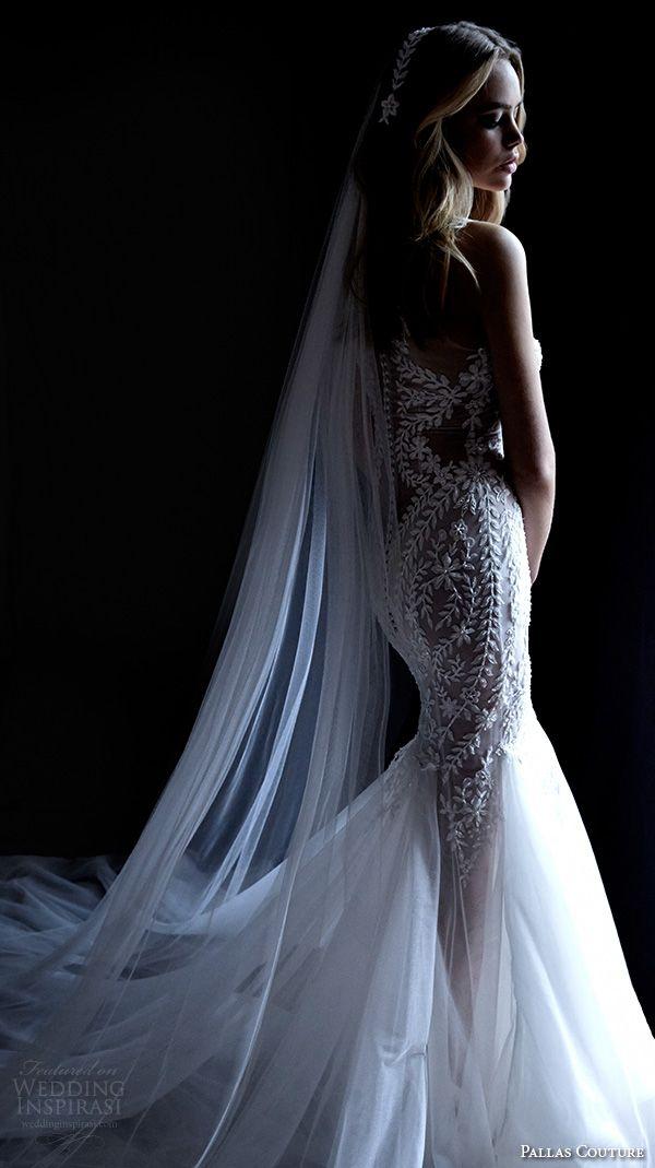 Pallas Couture 2016 Wedding Dresses — La Haute Bijoux Bridal Collection   Wedding Inspirasi