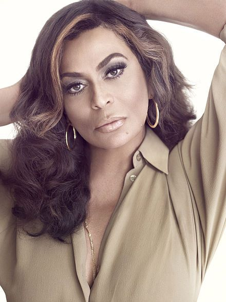 Tina Knowles  .... Def where B gets her good looks from !