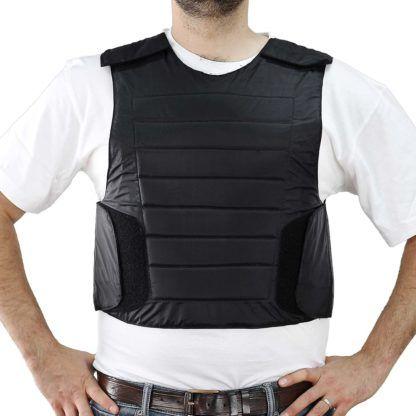 Armor Corr Concealable Stabiiia Vest New Kevlar Bullet >> Daily Wear Concealed Body Armor Bulletproof Vest Iiia 1 New Robo