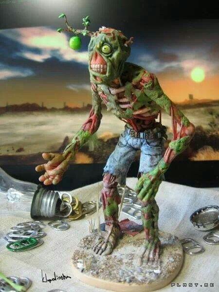 Fallout 3 statue