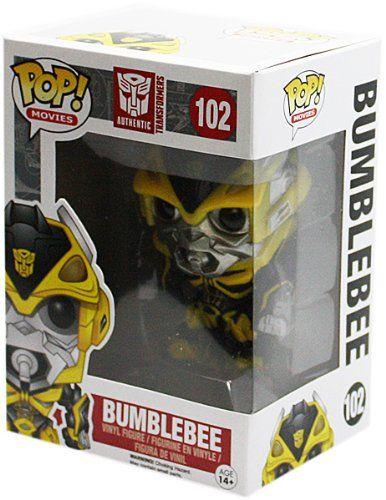 Funko Pop! Movies: Transformers - Bumblebee Vinyl Figure