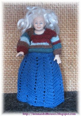 Minna's Miniatures: The Witch herself - Noita itse