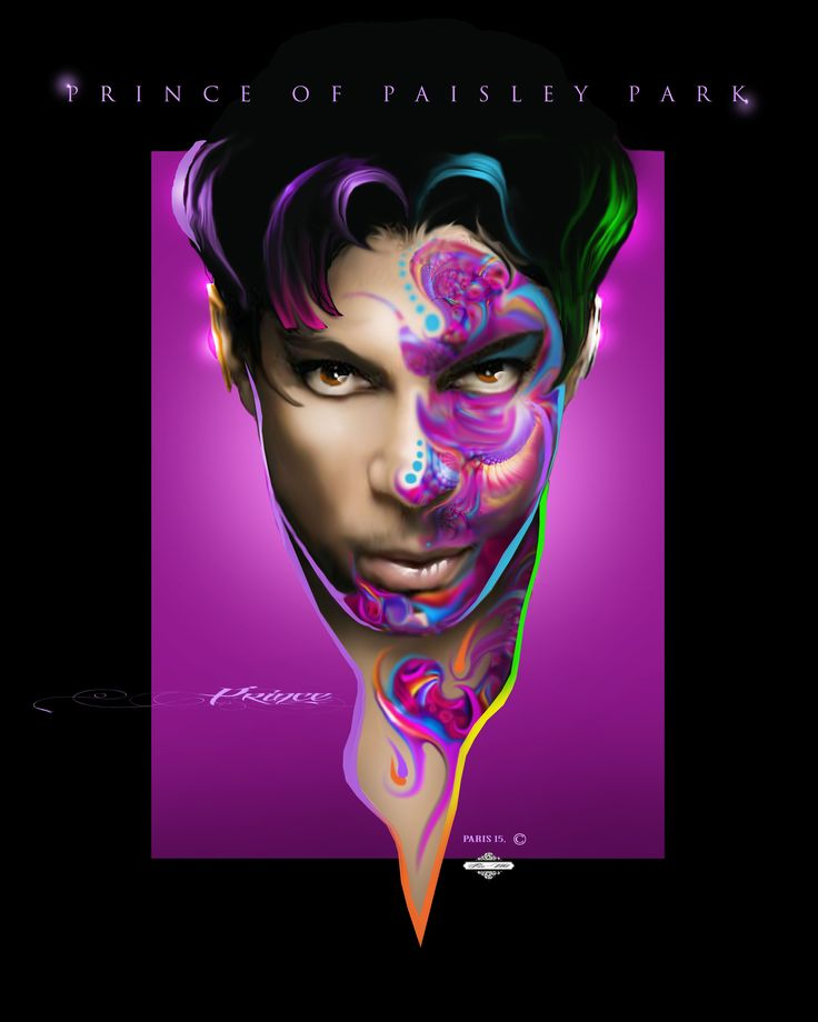 The Prince of Paisley Park