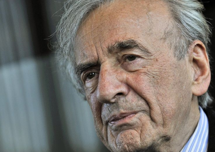 """How Elie Wiesel Reacted to Losing His Life Savings to Bernie Madoff / He and his wife said, """"We've seen worse."""""""