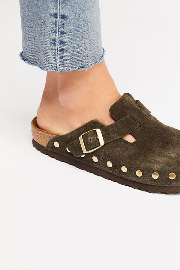 ae75621db5 Stud Boston Birkenstock in 2019