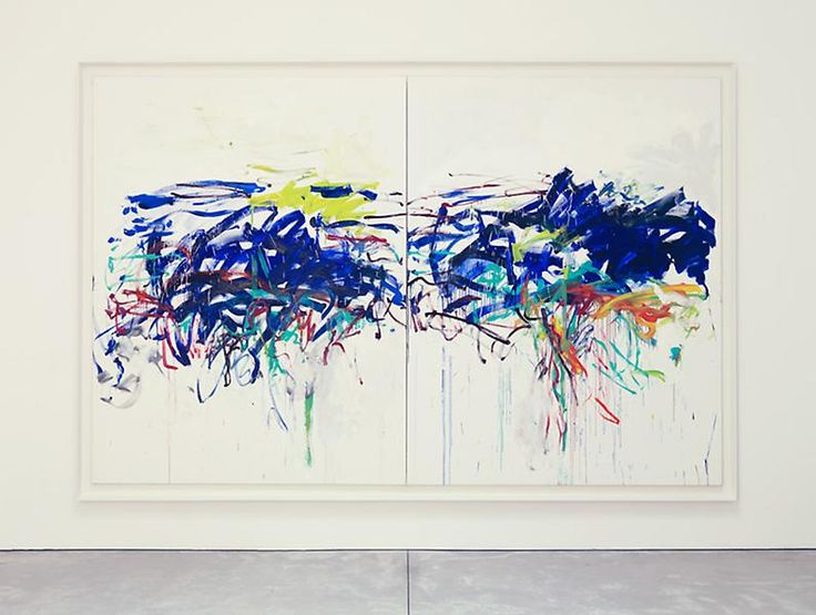 Joan Mitchell The Last Decade 11/3 - 1/4/12