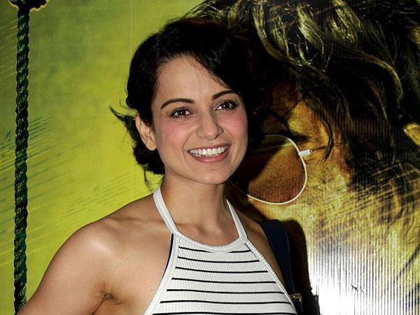 Kangana Ranaut will be seen in Hansal Mehta's 'Simran', and the actress might be seen sporting grey hair in the film.