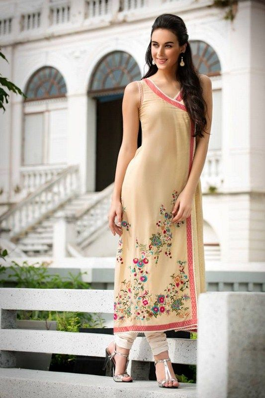 Threads And Motifs Party Wear Collection 2013 For Women 001