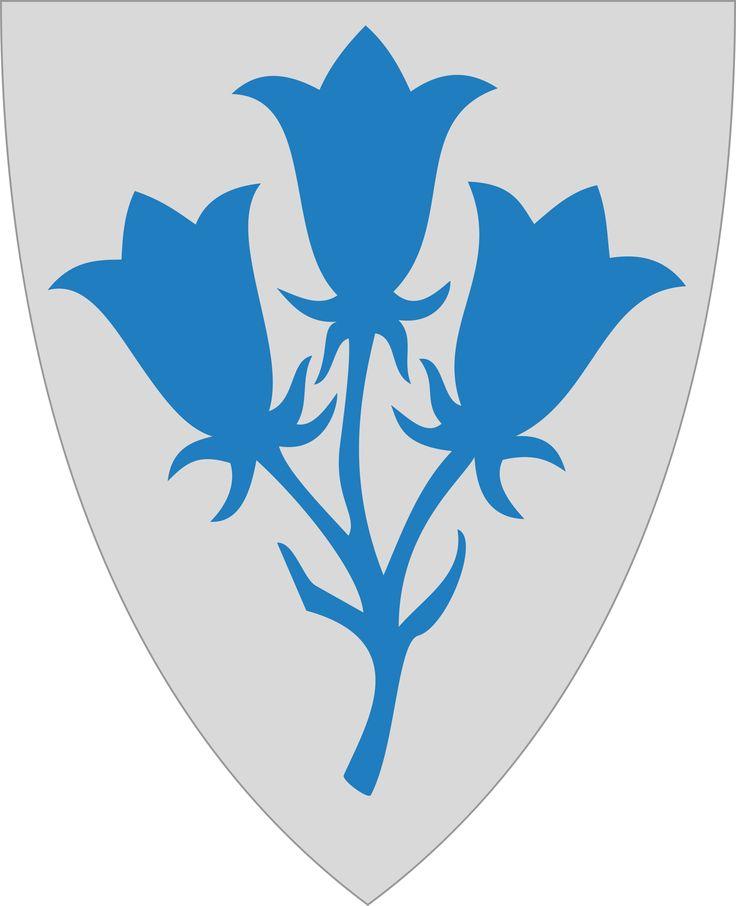 Coat of arms for the Norwegian municipality of Kvænangen