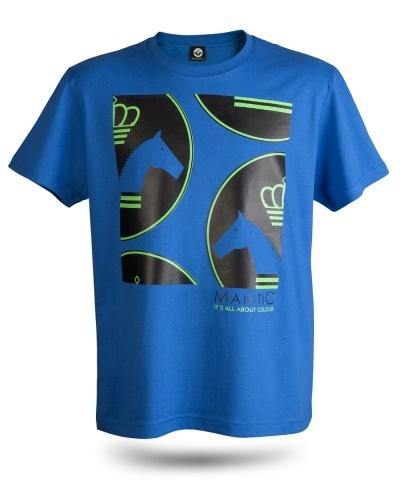Fluo Blue #Tshirt $47