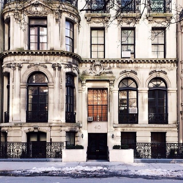Upper East Side in New York / photo by Alice Gao