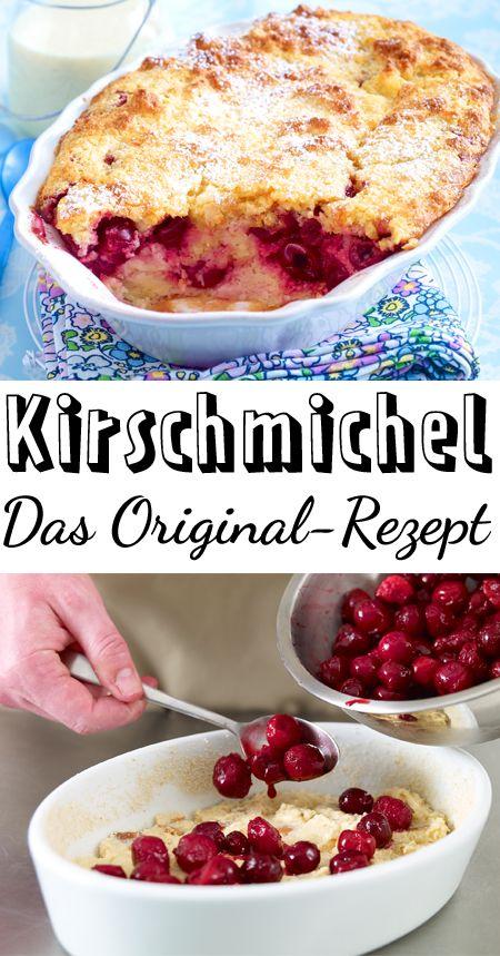 Kirschmichel – das Original-Rezept