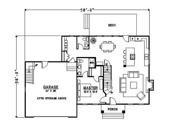 Magnolia Sketch Etsy Architectural Scale Stock Plans Craftsman Exterior