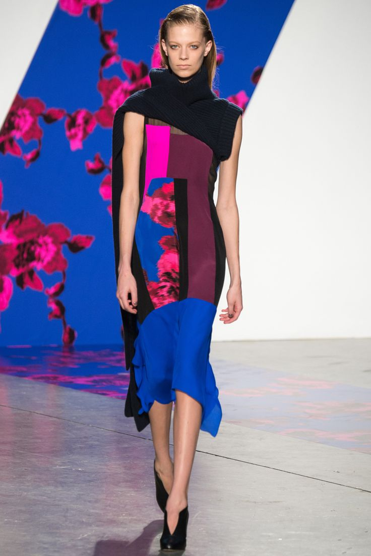 Thakoon Fall 2014 RTW - Runway Photos - Fashion Week - Runway, Fashion Shows and Collections - Vogue