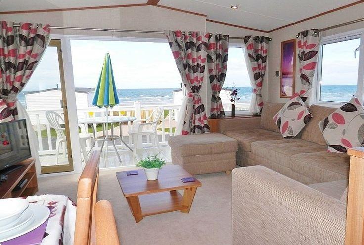 Craig Tara Caravans Kintyre View 31 Pets welcome 3 Bedroom Caravan to rent Craig Tara Holiday Park Ayr Scotland