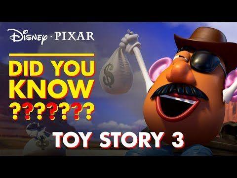 Pixar Did You Know: Toy Story 3   Disney•Pixar - YouTube