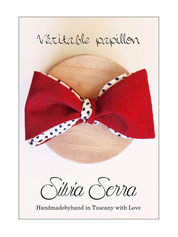 Véritable papillon by Silvia Serra