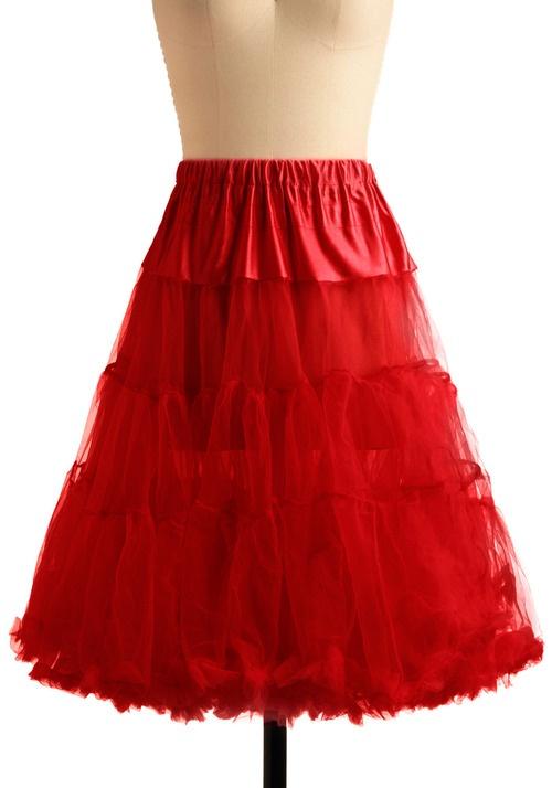 Va Va Voluminous Petticoat