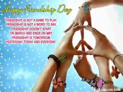 Shayari Urdu Images: Friendship Day Quote image 2016