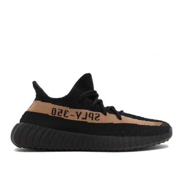 authentic authentic adidas yeezy 350 boost unisex originals v2 sply black copper