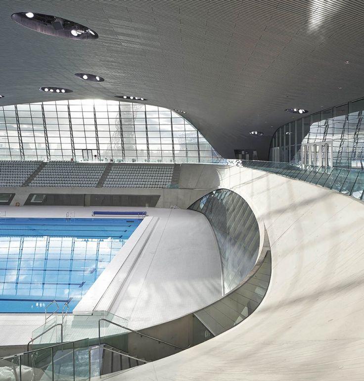 London Aquatics Centre - Architecture - Zaha Hadid Architects