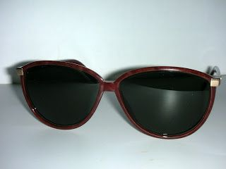 HOT COUTURE VINTAGE EYEWEAR : Vintage Silhouette SPX Mod 1704 Cat Eyes