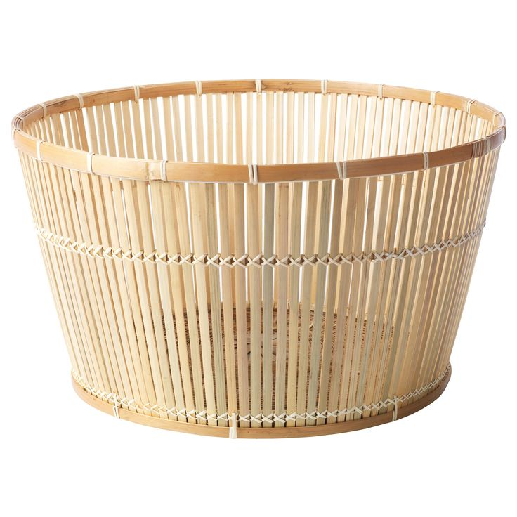 IKEA - VIKTIGT, Basket, Perfect for everything from newspapers to clothes and…