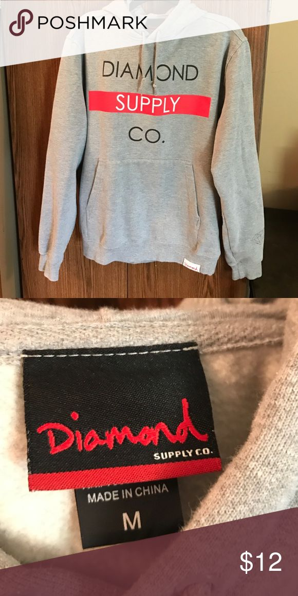 Diamond supply company hoodie Great condition. Diamond Supply Co. Shirts Sweatshirts & Hoodies